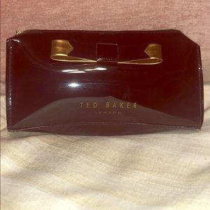 TED BAKER LONDON COSMETIC CASE